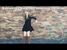 Behind the Back 360 Ghosting Isolation Hoop Trick Tutorial