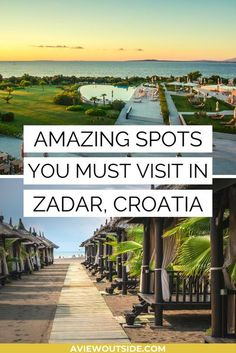 Beautiful Places To Visit, Cool Places To Visit, Places To Travel, Beautiful Beaches, World Travel Guide, Europe Travel Guide, Travel Guides, Visit Croatia, Croatia Travel