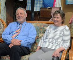 Libby, one of our Trustees, met Terry Waite at Emmaus Home & joined us for brunch at the Community House