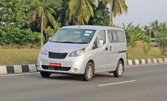 #AshokLeyland LS Optionl  to offer the copy of #Nissan Evalia in affordable price range. #automobile #cars #sagmart