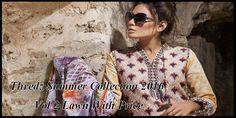 Thredz Summer Collection 2016 Vol 2 Lawn With Price