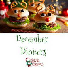 December Dinners