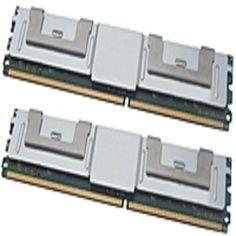 IBM 46C7419 2 x 2 GB Dual Rank 667 MHz PC2-5300 CL5 ECC Fully Buffered Low Power Memory