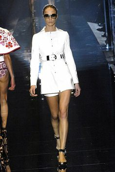 Gucci Spring 2007 RTW - Runway Photos - Fashion Week - Runway, Fashion Shows and Collections - Vogue