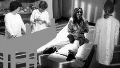 https://flic.kr/p/GgLvnC | Akutpsychiatrie,Fachkrankenhaus,Straitjacket,Patienten-Fixierung,DDR Krankenschwester und Ärztin,Psychiatry,Psychiatrie