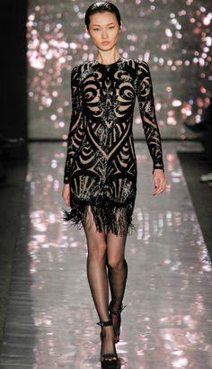 Laser cut fashion