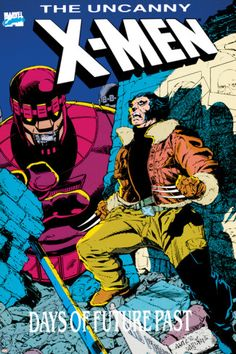 X-Men : Days Of Future Past Cove Cover: Wolverine and Sentinel Pôster