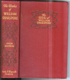 Complete Works of Shakespeare, The, Portable Edition