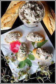 Delicious Titbits: Pasta z wędzoną makrelą i kiełkami rzodkiewki Camembert Cheese, Dairy, Pasta, Food, Essen, Meals, Yemek, Eten, Pasta Recipes