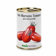 San Marzano Tomaten | Eingelegtes und Konserven