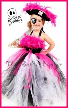 Pirate Tutu Dress