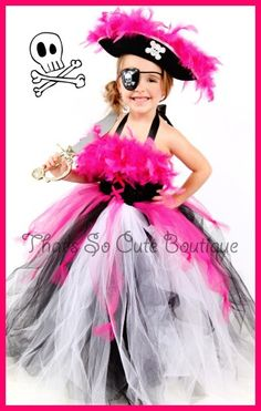 Pirate Tutu Dress