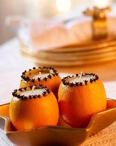 חנוכית תפוזים?