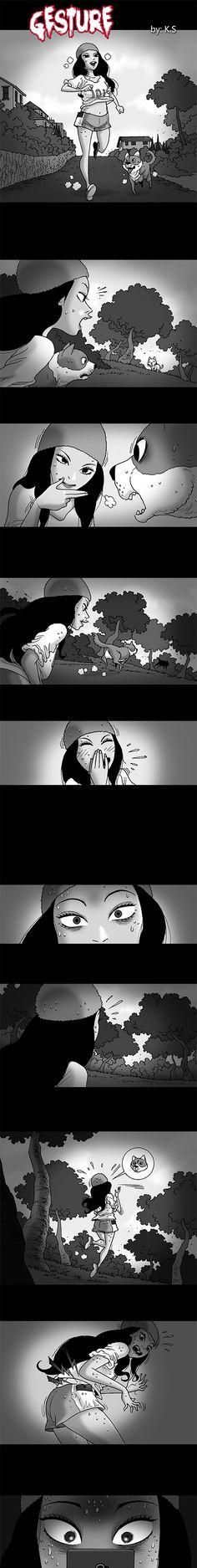 Silent Horror chap 253: Gesture - Cử chỉ