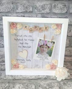 Check out this item in my Etsy shop https://www.etsy.com/uk/listing/511325967/flower-girl-frame-flower-girl-gift