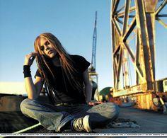 Avril Lavigne. 2004.