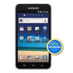 Samsung Galaxy 8GB Android Player 5.0, MP3 Player Refurbished, White