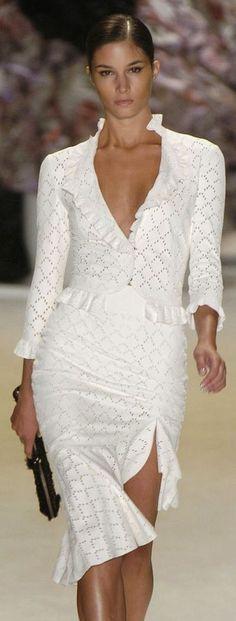 @roressclothes clothing ideas #women fashion white dresss