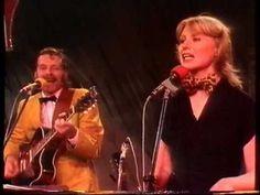 Maren Kroymann - Tiger - Live - 1985 - Auf du und du mit dem Stöckelschuh.