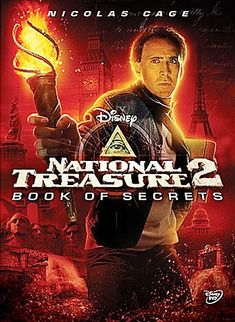 National Treasure (2007) Book Of Secrets
