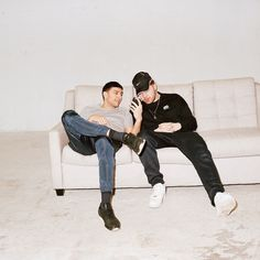 Dance pop duo Majid Jordan on music, Toronto, and Drake Majid Jordan, Best Duos, Boss Man, Listening To Music, Drake, Toronto, Chill, Jordans, Celebs