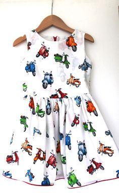 pretty cool stuff: Summerdress: gemaakt!