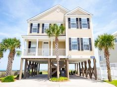 Four Seasons - Garden City Beach Vacation Rental Home