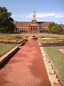 Oklahoma State University - Go Pokes!
