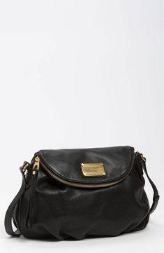 3aeffb8946e667 MARC BY MARC JACOBS  Classic Q - Natasha  Black Handbags, Purses And  Handbags