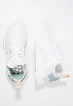 67f5876bb0a adidas Originals W - Trainers - white tactile green for with free delivery  at Zalando