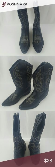 Boots Cowgirl bucco Shoes