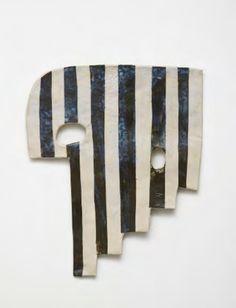Efes - 2012 ceramic - Caroline Achaintre