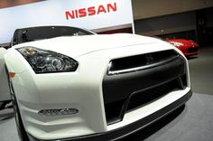 2014 Nissan GT-R makes its North American debut at the 2012 LA Auto Show | © Morgan J Segal Photography - All Rights Reserved.