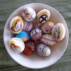 Shealynn's Faerie Shoppe: Sharpie Easter Eggs