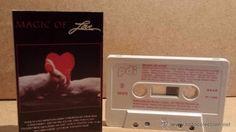 MAGIC OF LOVE. MC / PDI - 1985 / CALIDAD LUJO.