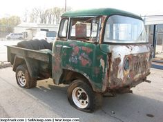 Used Jeeps and Jeep Parts For Sale - 1957 FC-150