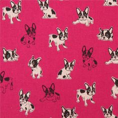 http://www.kawaiifabric.com/en/p11641-magenta-with-natural-color-black-dog-Canvas-fabric-from-Japan.html