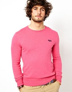 Superdry Crew Neck Jumper