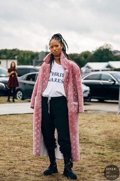 Panda Pocket Loose Girlie Kult Fun Fashion Blogger Paris New York Mode Urlaub