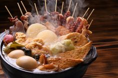 oden, Japanese food,