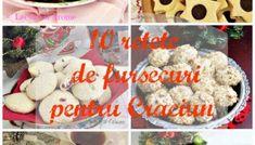 Top 10 retete de fursecuri pentru Craciun Gem, Cereal, Muffin, Breakfast, Food, Breakfast Cafe, Muffins, Essen, Gemstones