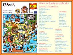 I love writing in Spanish: Spain Spanish Games, Ap Spanish, Spanish Activities, How To Speak Spanish, Spanish Lesson Plans, Spanish Lessons, Spanish Teacher, Spanish Classroom, Spanish Language Learning
