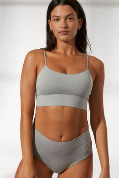 Soft-cup bra top in microfiber designed with minimal number of seams for a seamless comfortable feel on skin. Narrow adjustable shoulder straps removable inserts for shaping and good support and wide elasticized ribbing at lower edge. No fasteners. Fox Bikini, Bikini Girls, Bh Tops, Wedding Night Lingerie, Style Personnel, Women's Lingerie Sets, Modelos Plus Size, Pretty Black Girls, Soft Cup Bra