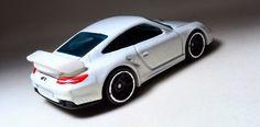 Porsche 911 GT2 - Hot Wheels