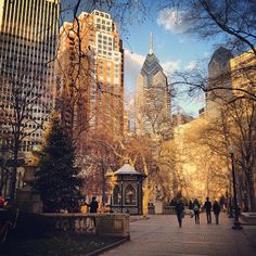 Philadelphia Rittenhouse Square