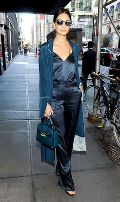 In need of a little model-off-duty inspiration? No one does it like Lily Aldridge.