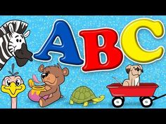 ABC Phonics Song with Lyrics: Make learning the alphabet and letter sounds fun and exciting with this delightfully animated music video. We've included the lyrics for easy printing. Alphabet Song For Kids, Alphabet Songs, Abc Songs, Teaching The Alphabet, Learning Letters, Kids Songs, Learning Guitar, Kindergarten Songs, Preschool Songs