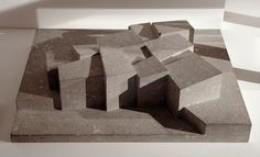 model: The Hepworth Wakefield by David Chipperfield Architects