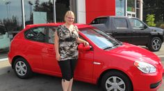 Congratulations Jessica! May the construction this summer always be on the road NOT taken. Enjoy your Accent.