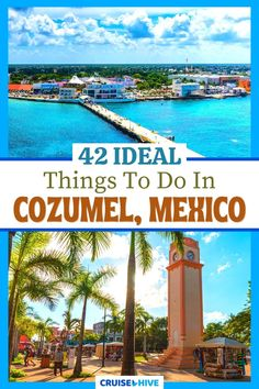 Cozumel Mexico, Mexico Destinations, Travel Destinations, Great Vacations, Vacation Trips, Cruise Travel, Travel Usa, Merida Mexico, American National Parks